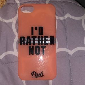 iPhone 7 Case from pink